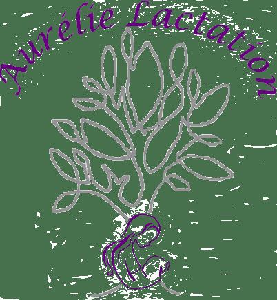 Aurélie Lactation Logo 2
